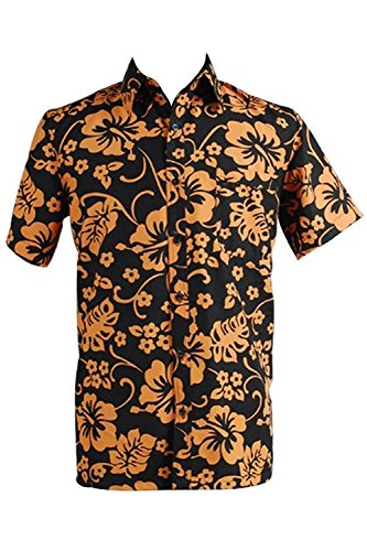 Las Vegas Costumes For Men - Casual Aloha Shirt Fear and Loathing