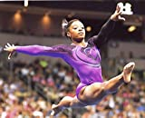 SIMONE BILES USA WOMEN'S GYMNASTICS 8X10 SPORTS ACTION PHOTO (DD)