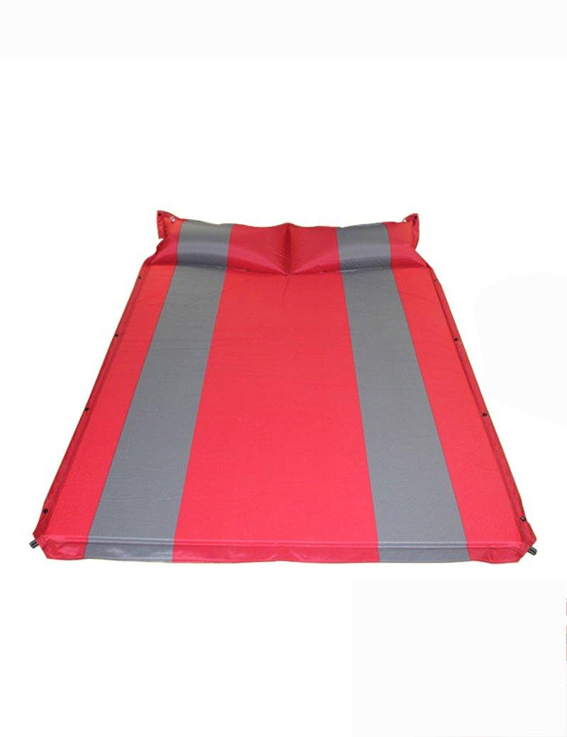 Doppelt draussen Kann genäht werden Automatisches aufblasbares Pad Camping Auto Mittagspause Aufblasbares Bett Zelt FeuchtigkeitsBesteändiges Pad