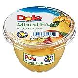 Dole DFC71924 Fruit Cups, 7 Oz, 12-CT, Mixed Fruit