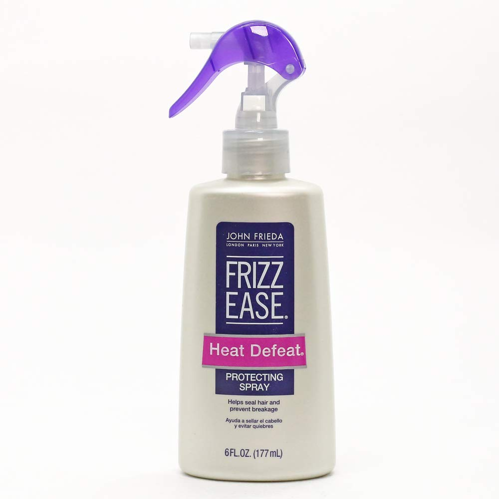 John Frieda Frizz Ease Heat Defeat Protecting Spray, 6 Ounces KAO Brands 717226137051