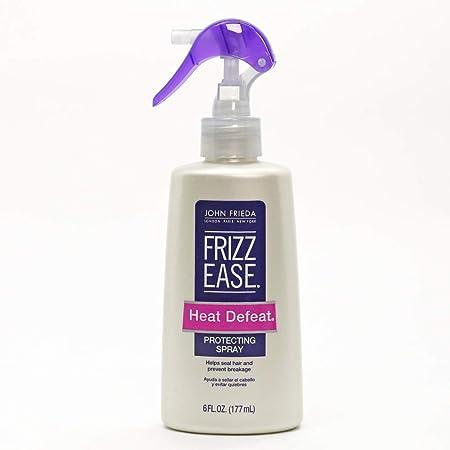 John Frieda Frizz Ease Heat Defeat Protecting Spray, 6 Ounces