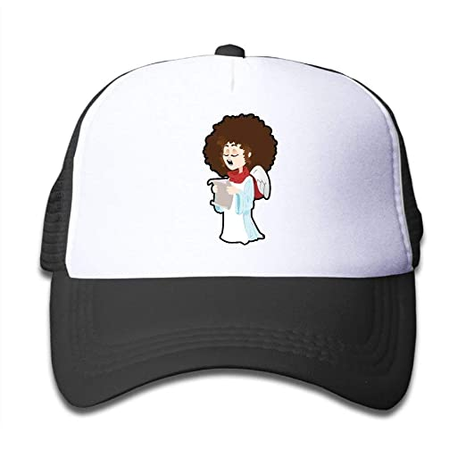 33c53887631 Amazon.com  P.Scott Mesh Baseball Caps Snapback Hat Cl Flower Hair ...
