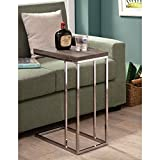 Coaster 902877-CO End Table, Weathered Gray