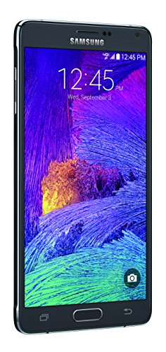 Samsung Galaxy Note 4, Frosted White 32GB (Verizon Wireless) 6 Display: 5.7-inches Camera: 16-MP Processor Speed: 2.7 GHz
