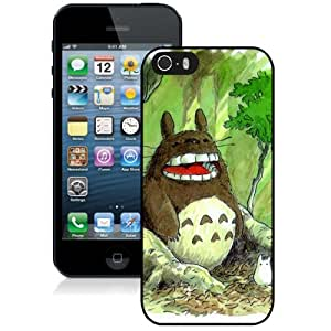 New Fashionable Designed For iPhone 5s Phone Case With Hand Drawn Totoro Phone Case Cover