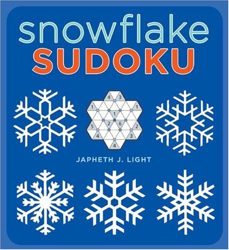 Snowflake Sudoku pdf