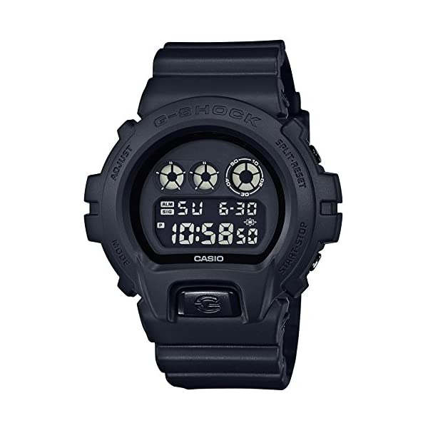 512nBmlPAcL. SS600  - CASIO G-SHOCK DW-6900BB-1JF Mens Japan Import