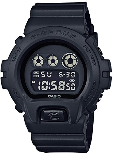 CASIO G SHOCK DW 6900BB 1JF MENS JAPAN