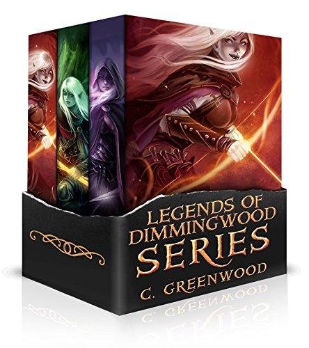 Legends of Dimmingwood Series: Books 1-3