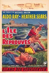 Cuatro Hombres desesperados Póster de película Belgian 11x 17en-28cm x 44cm Aldo Ray Heather Sears Neil McCallum Victor Maddern Carlo Giustini