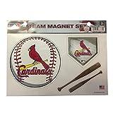 St. Louis Cardinals NFL Team Logo Car Truck SUV Home Office School Fridge Magnets