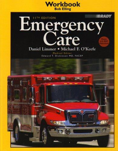 Emergency Care Workbook, 11E -