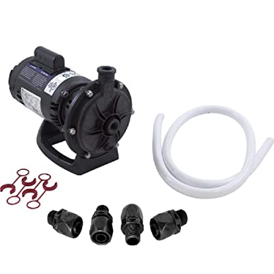 POLARIS PB4-60 OEM Booster Pump 3/4 HP for Pressure Pool Cleaners PB460 180-480 : Garden & Outdoor
