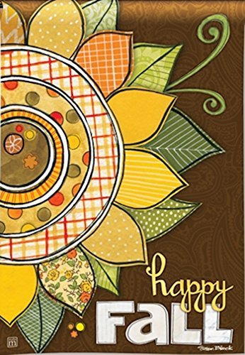 Breeze Art Happy Fall Garden Flag #31198 (Breeze Art)