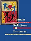 Human Relations in Business 9780534355081
