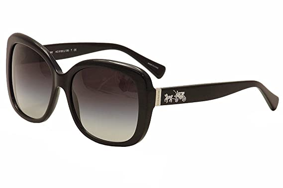 5a111656cd0 Image Unavailable. Image not available for. Color  Coach Women HC8158  Sunglasses 58mm