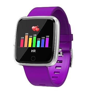 annotebestus Y7 Fitness Tracker Smartwatch, Reloj ...