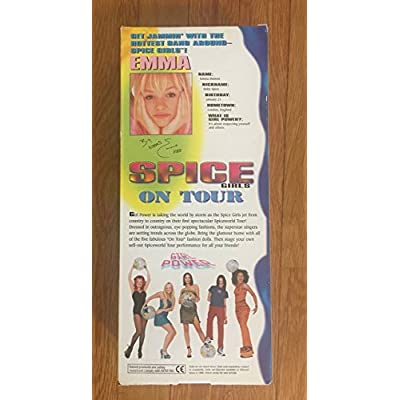 Spice Girls on Tour Baby Spice Doll: Toys & Games
