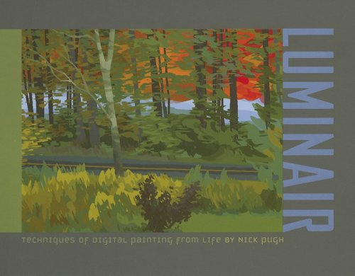 Read Online Luminair: Techniques of Digital Painting from Life pdf