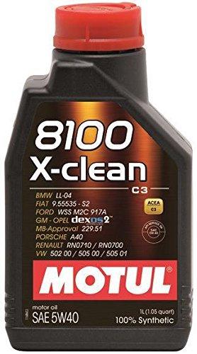 Motul 8100 X-Clean 5W40 20L ()