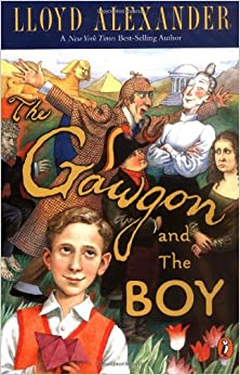 Book The Gawgon and the Boy