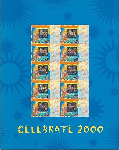 Australia Celebrate 2000 MNH Stamps Sheet Presentation Pack Scott #1798