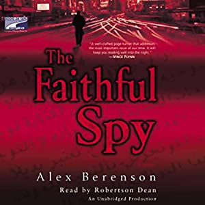 The Faithful Spy  Hörbuch