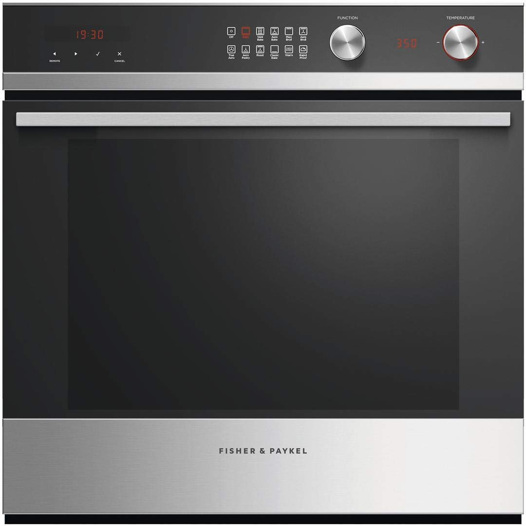 Fisher Paykel OB24SCDEX1 Contemporary Series 24 Inch 3 Cu. Ft. Total Capacity Electric Single Wall Oven