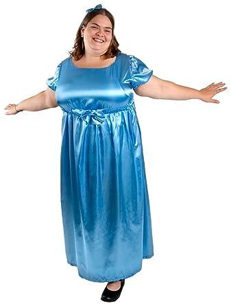 Womenu0027s Wendy Halloween Costume Dress Size 20-22  sc 1 st  Amazon.com & Amazon.com: Womenu0027s Wendy Halloween Costume Dress Size 20-22: Clothing