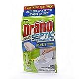 Drano Advanced Septic Treatment, 3 Count