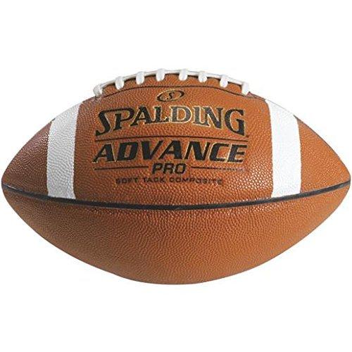 Spalding Advance Pro Jr Football by Spalding