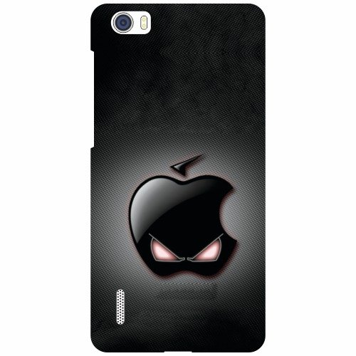super popular 15ead 3fb62 Huawei Honor 6 H60-L04 Phone Cover - Apple Matte Finish Back Cover ...