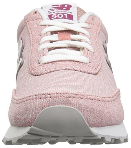 New Rosa Peach Sneaker Wl501v1 Donna Balance dusted OZqw6FrOCx