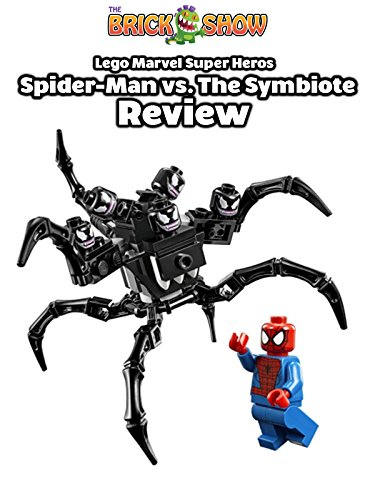 Review  Lego Marvel Super Heroes Spider Man Vs  The Venom Symbiote Review