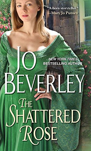 book cover of The Shattered Rose