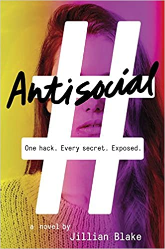 Antisocial by Jillian Blake