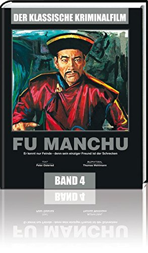 Price comparison product image Dr. Fu Manchu: Kriminalfilm Band 4