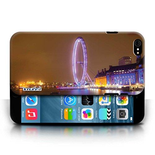 Etui / Coque pour Apple iPhone 6/6S / London Eye conception / Collection de Londres Angleterre