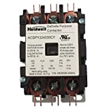 Holdwell 42BF35AG 3 Pole 20 Amp 25 Amp 30 Amp 240V Coil Definite Purpose Contactor