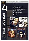 Child's Play / Texas Chainsaw Massacre 2 / The Dolls / Pumpkinhead