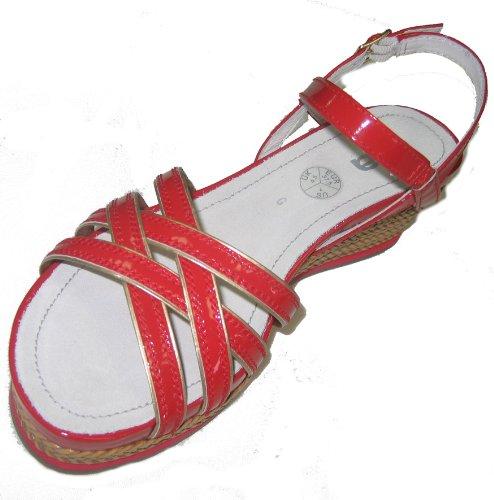 Leder Groesse Marsala 35344 UK 7 ara Damen Sandale 12 41 EU wxXSWqRf