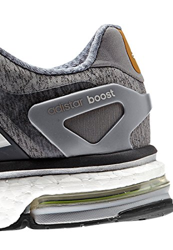 Adidas Ultra Boost Women's Chaussure De Course à Pied - SS16 - Gris - Taille FR 43 1/3