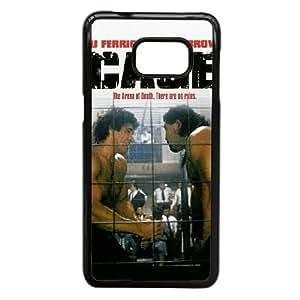Alta resolución Jaula cartel Samsung Galaxy S6 Edge + Plus caja del teléfono celular funda Negro caja del teléfono celular Funda Cubierta EEECBCAAH78804