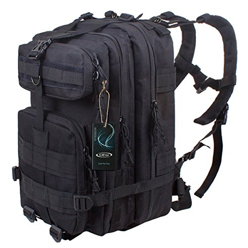 G4Free 40L Sport Outdoor Military Backpack Tactical Backpack 3 Day Assault Pack Molle Rucksack Camping Hiking Trekking Hunting Bug Out Bag