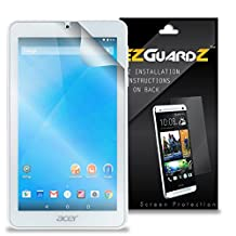 (3-Pack) EZGuardZ Screen Protector for Acer Iconia One 7 B1-770 Tablet (Ultra Clear)