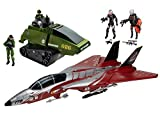 2015 SDCC Comic-Con G.I. Joe Crimson Strike Pack