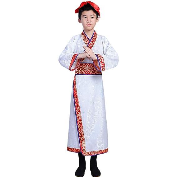 KINDOYO Trajes Estilo Chinos Hanfu - Maravilloso Chicos de ...