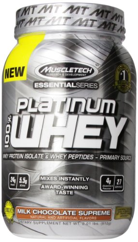 MuscleTech Platinum Protein Chocolate Supreme