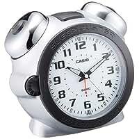 CASIO Analog Alarm Clock TQ-645-8JF (Japan Import)